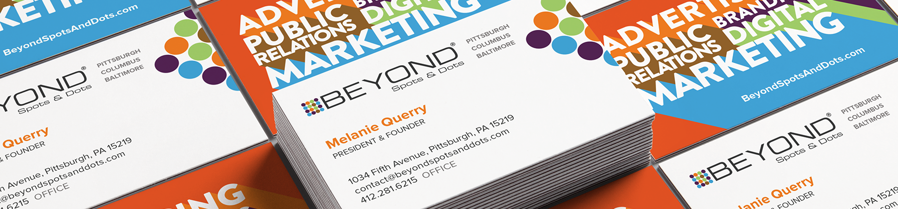 Beyond Spots & Dots Corporate Identity