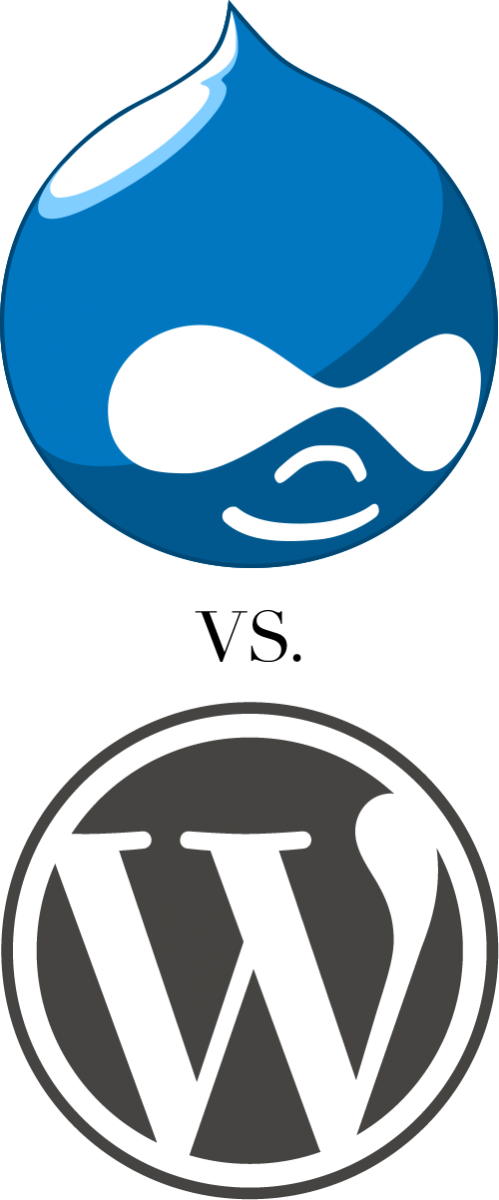Beyond Spots & Dots | Drupal vs Wordpress
