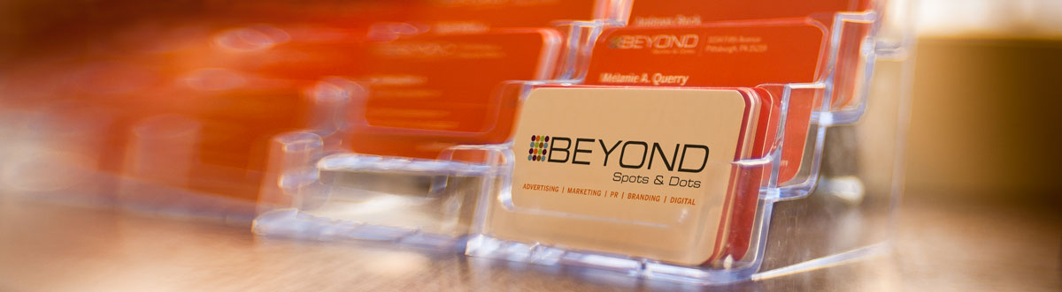 Beyond Spots & Dots   Career Benefits